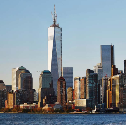 50 Percent of One World Trade Center Leased