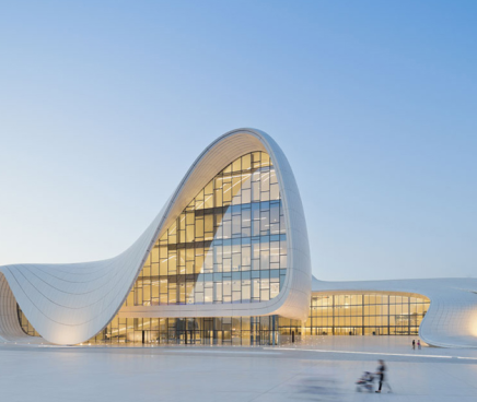 Design of the Year by Zaha Hadid