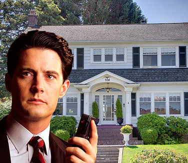 'Twin Peaks' Home For Sell