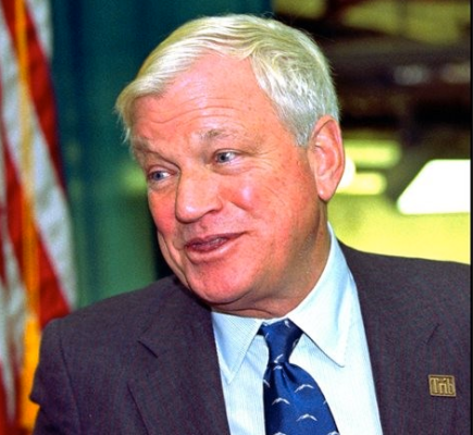 Billionaire Richard Mellon Scaife Dies
