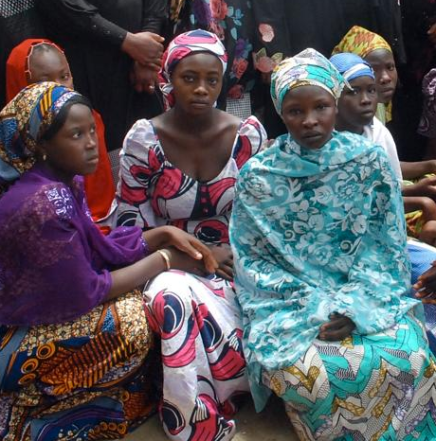 More Than 60 Nigerian Girls Captured by Boko Haram Escape