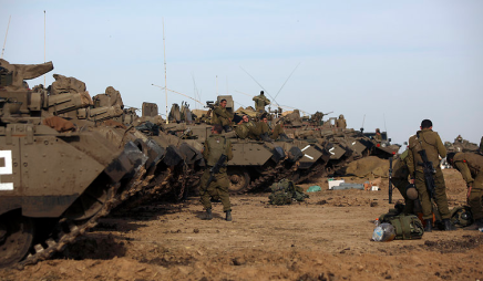 Israel Calls Up 1,500 Reservists  As Tensions Escalate