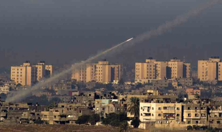 Hamas Rockets Hit Jerusalem