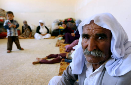 500 Members of Yazidi Buried Alive in Iraq.  Plus 300 Kidnapped as Slaves
