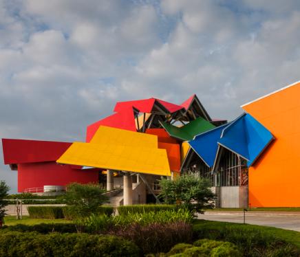 Frank Gehry's PananaMusuem
