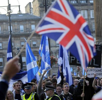Scotland Votes To Stay In United Kingdom