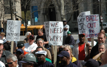 Unemployment Rates Increase in 24States