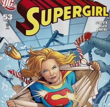 """Supergirl"" Heading toCBS"