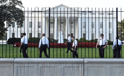 Second Intruder to White House Had a Knife