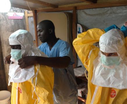FDA Approves New EbolaDrug