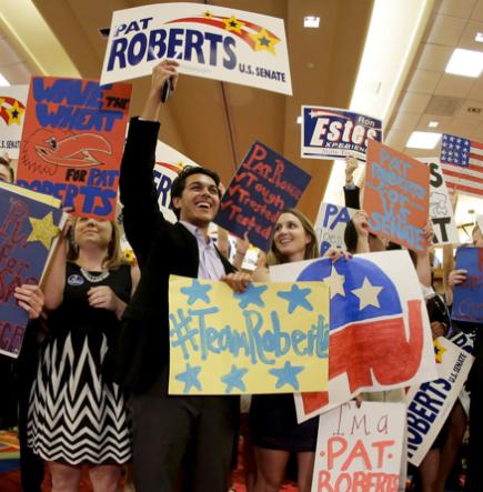 NBC News/WSJ/Annenberg Polls Show GOP Firing Up theBase