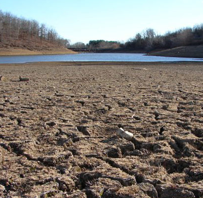 More Drought Across U.S West in2015