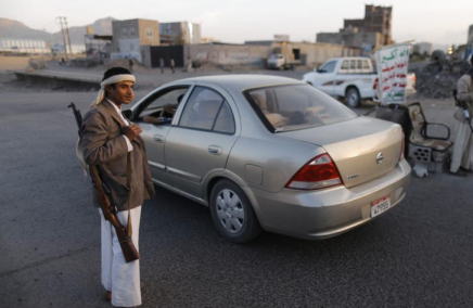al-Qaida Splinter Group Fires Rockets at U.S Embassy inYeman