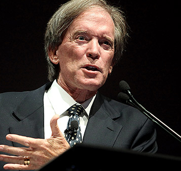 Bill Gross Leaves Pimco to Janus Capital Group