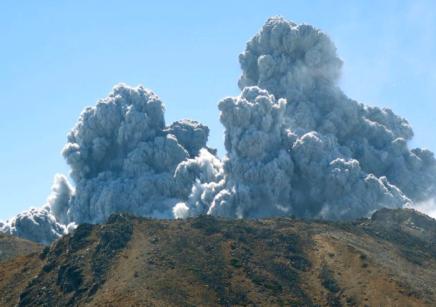 30 Presumed Died After Mount OntakeEruption