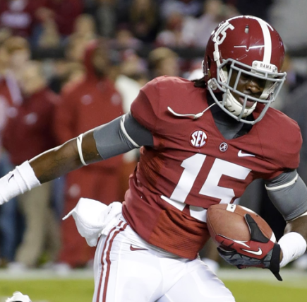 Alabama Replaces Florida in Amway Coaches Poll