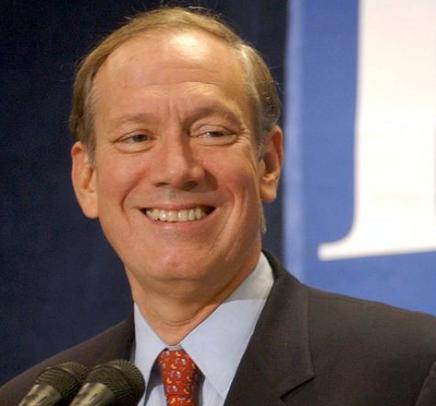Former NY Governor George Pataki Considers PresidentialRun