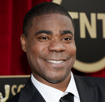 Actor Tracy Morgan Not Wearing Seat Belt in Accident