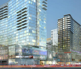 Construction to Begin on One Squareport Square in Boston