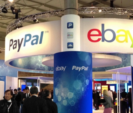 Ebay and PayPal to Split