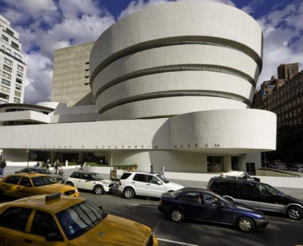 Guggenheim Looking toExpand