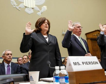 Secret Service Director Julia PiersonResigns