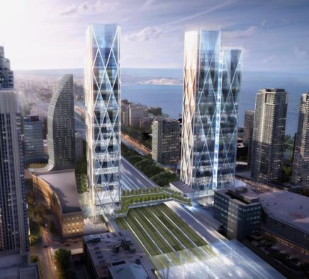 Toronto's New Transit-HubDevelopment