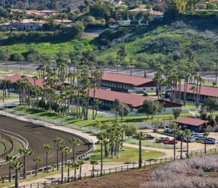 Bill Gates Purchase Horse Farm in San Diego