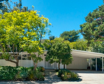 Actor James Marsden Purchases 1959 Midcentury Home in Hollywood Hills