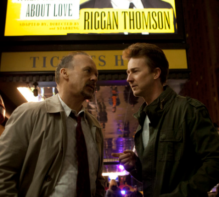 "Weekend Movie Review – ""Birdman"""