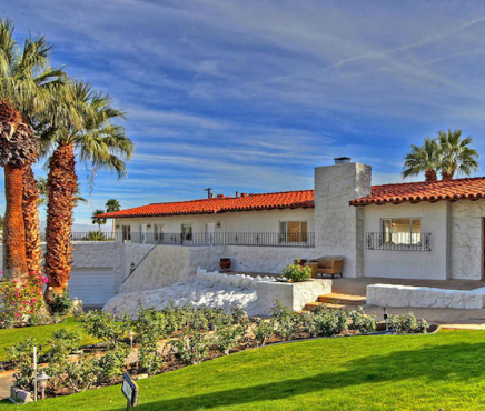 Price Reduced; Elvis Preley's Palm Spring Home