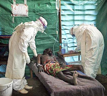 World Health Organization Believe Ebola Deaths Could Hit 10,000 by End ofYear