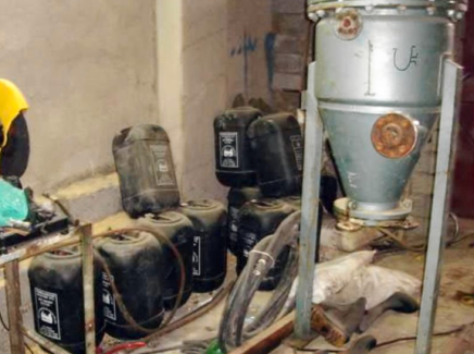 ISIS May Now Possess Chemical Weapons