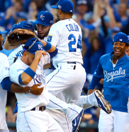 Royals Heading to the World Series; First Time Since 1985