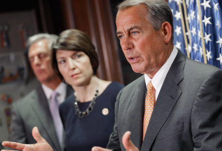Boehner Urges White House for Flight Bans From West Africian Countries