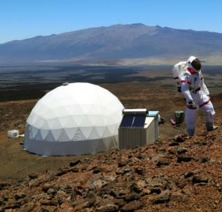 NASA's 9 Month Mars Station Simulation