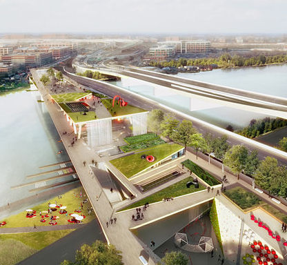 Washington D.C.'s New Planned Bridge Park