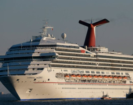 Belize Refuses To Let Cruise Ship with Dallas Health Care Worker Dock