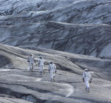 "Weekend Movie Review – ""Interstellar"""